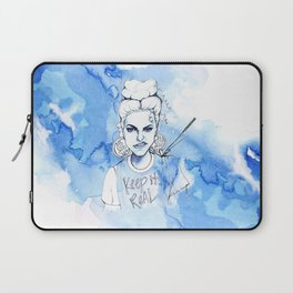#STUKGIRL KYE (Keep it Real) Laptop Sleeve