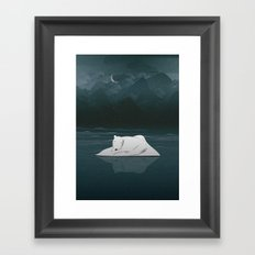 Dreams Made Me Lost Framed Art Print
