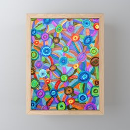 Interlocking Framed Mini Art Print