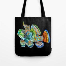 Mandarinfish Tote Bag