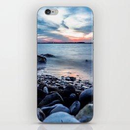 Lake Waco-Long Exposure iPhone Skin