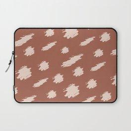 Baesic Cheetah Spots Laptop Sleeve