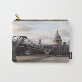 London 3 Carry-All Pouch