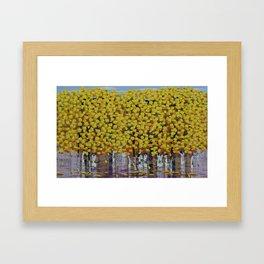 Hello Autumn 2 Framed Art Print