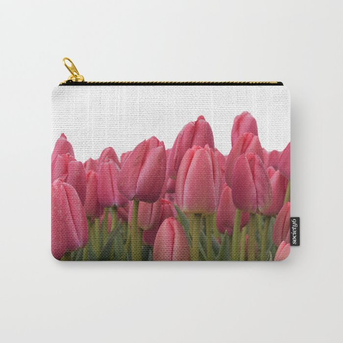 Tulips Field #7 Carry-All Pouch