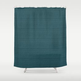 Hydro Wood Grain Color Accent Shower Curtain