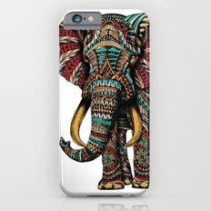Ornate Elephant (Color Version) iPhone 6 Slim Case