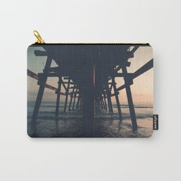 Sunset in San Clemente Carry-All Pouch