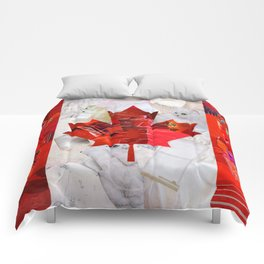 Oh Canada! Comforters
