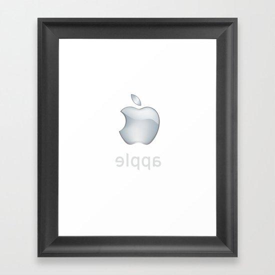 elppa Framed Art Print