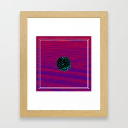 laughing gas Framed Art Print
