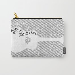 On Practicing (Guitar Poster) Carry-All Pouch