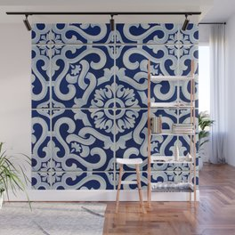 Azulejo Wall Mural