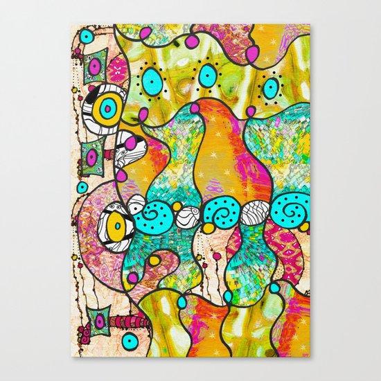 Licious Canvas Print