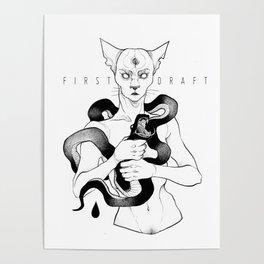 Bastet Poster