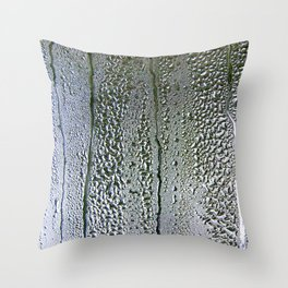 Condensation Throw Pillow