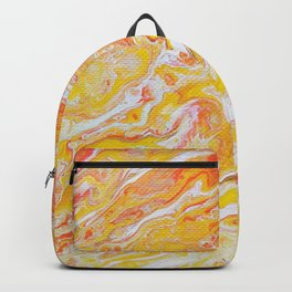 Autumn Abstract #3 Backpack