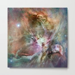 Hubble Space Photo Metal Print