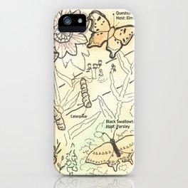 Urban Garden iPhone Case