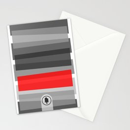 Cherry NOIR Stationery Cards