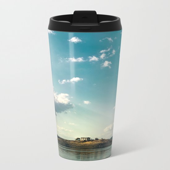 The loner Metal Travel Mug