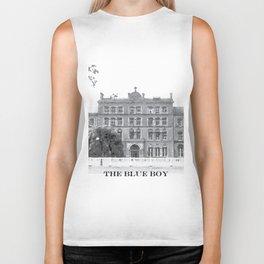 The Blue Boy Biker Tank