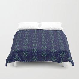 Nordic pattern Duvet Cover
