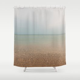 Lakeside Mornings Shower Curtain