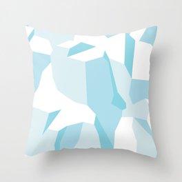 polar #14 Throw Pillow