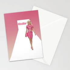 MOSCHINO RUNWAY BARBIE GIRL Stationery Cards
