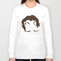 zuko Long Sleeve T-shirts featuring Do The Thing! by Galeaettu