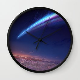 Your Name. Wall Clock