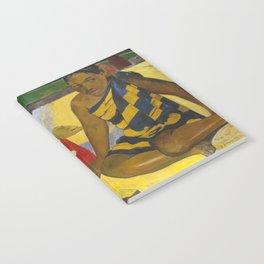 Parau Api / What's news? by Paul Gauguin Notebook