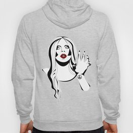 Paws Up Hoody