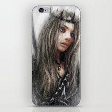 Dark Crown iPhone & iPod Skin