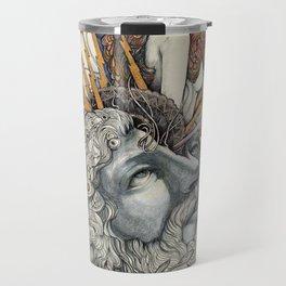 New God (color) Travel Mug