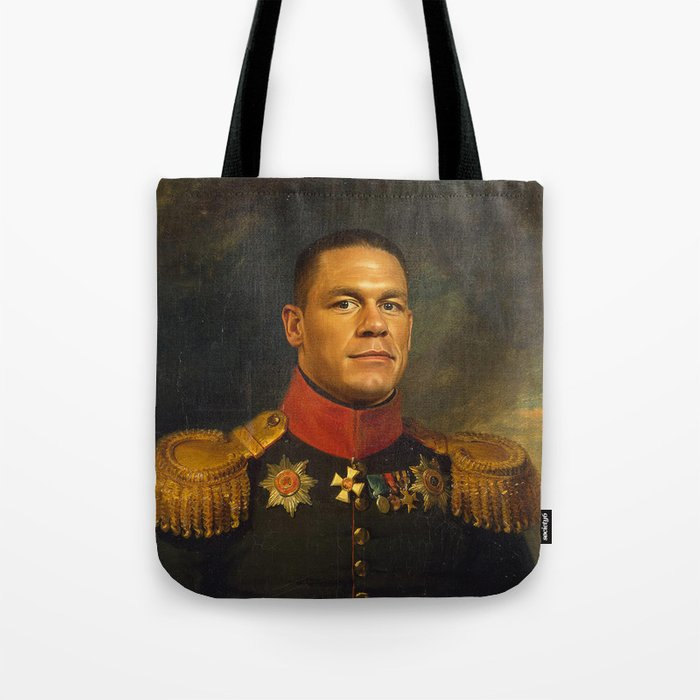 John Cena - replaceface Tote Bag