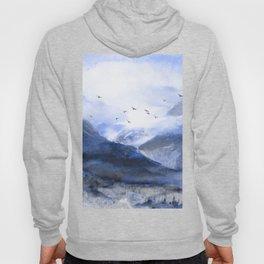 Blue Mountain Hoody