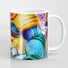 Star Platinum Coffee Mug