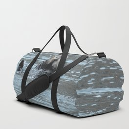 Sea Otter Fellow Duffle Bag