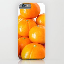Oranges 2 iPhone Case