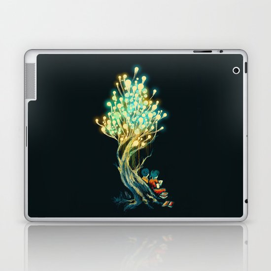 ElectriciTree Laptop & iPad Skin