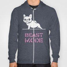 Beast Mode Frenchie Hoody