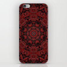 Regal Red 2 iPhone & iPod Skin