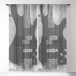 FLOAT Sheer Curtain