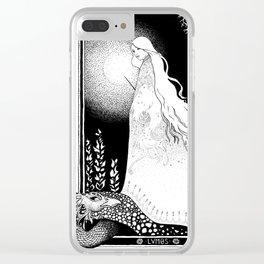 Lumos Clear iPhone Case
