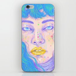 Malvina iPhone Skin