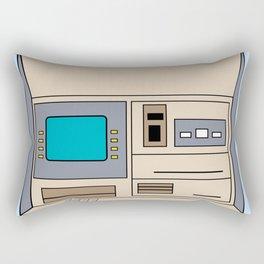Dark Web Rectangular Pillow