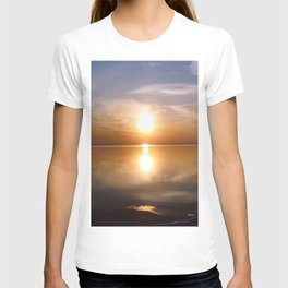 Lakeside Sunset T-shirt
