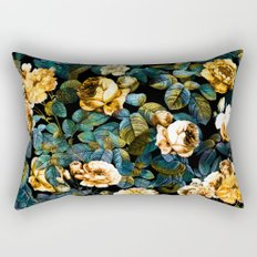 Night Forest IV Rectangular Pillow